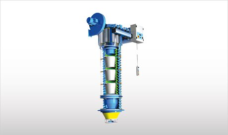 BELLOJET ZA - Tanker Loading Bellows With Integrated Dust Collector