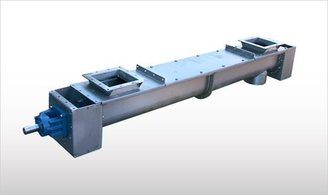 High-Temperature Screw Conveyors - MT-HT