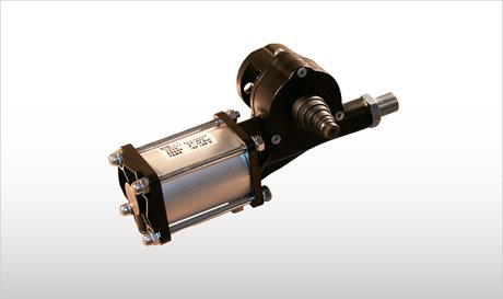 Piston Type Pneumatic Actuators