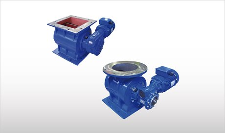 Drop-Through Rotary Valves