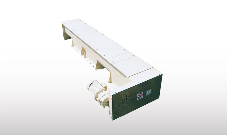 Trough Screw Conveyors for Flour Mills